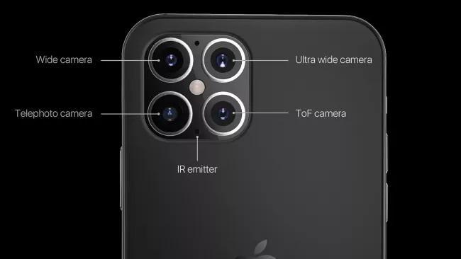 İPhone 12 kamera